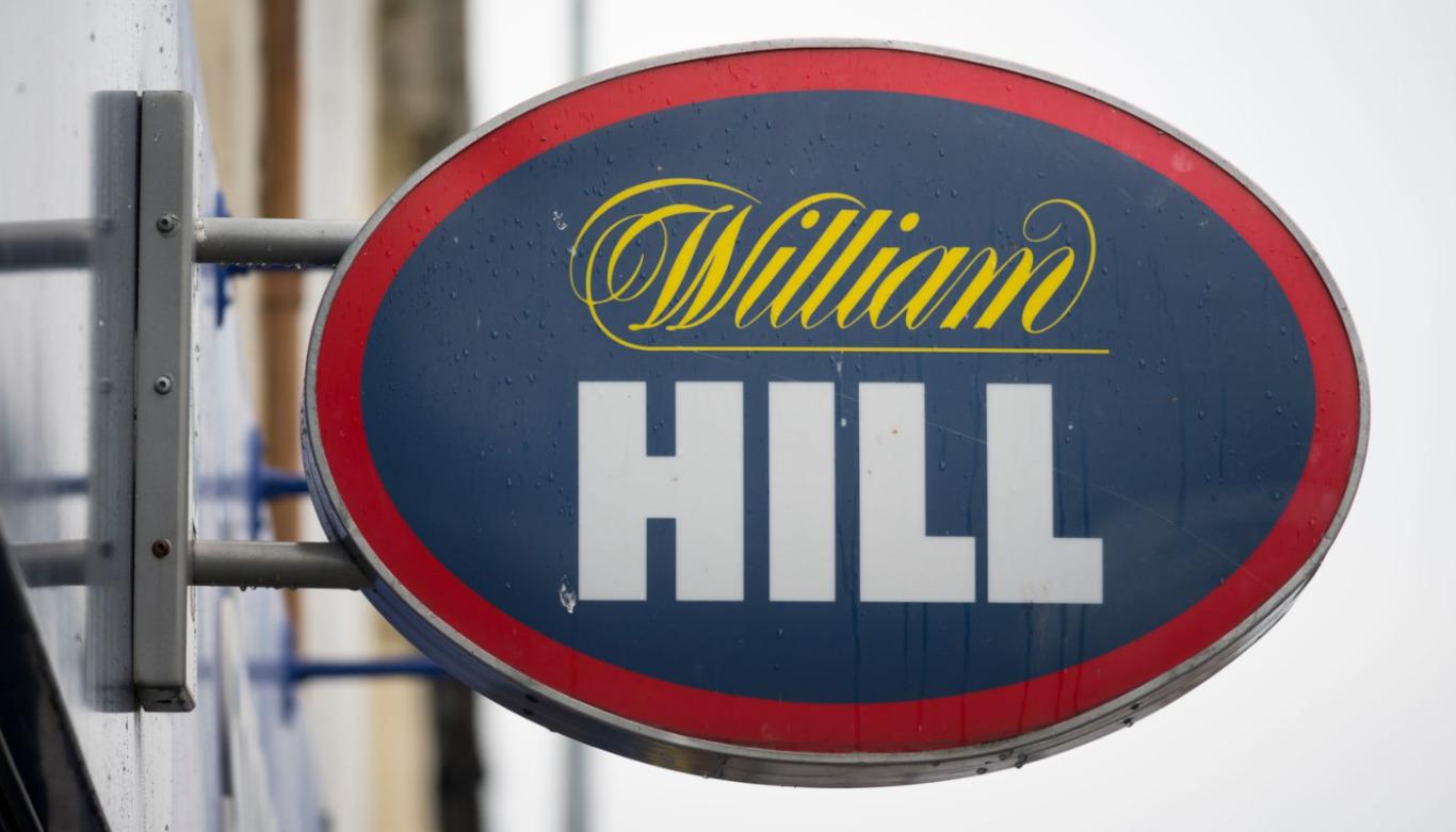 Apostas live na empresa de William Hill
